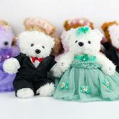 結婚禮物推薦 送客禮 璀璨典雅結婚熊
