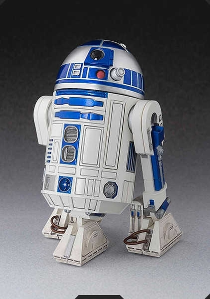 BANDAI 萬代 S.H.Figuarts A New Hope 星際大戰四部曲:曙光乍現 R2-D2