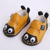 春秋季小寶寶鞋子男女嬰兒學步鞋軟底小白鞋0-1-3一歲2嬰兒不掉鞋 海港城