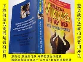 二手書博民逛書店Theres罕見A Viking In My Bed :在我的床上的維京人Y212829