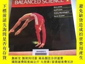 二手書博民逛書店SECOND罕見EDITION BALANCED SCIENCE