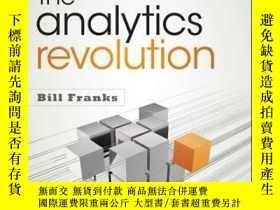 二手書博民逛書店The罕見Analytics Revolution: How to Improve Your Business B
