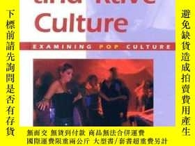 二手書博民逛書店Examining罕見Pop Culture - Dj, Dance, And Rave Culture (exa