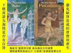 二手書博民逛書店STEP罕見INTO READING: THE NUTCRACKER BALLET, THE TRUE STORY