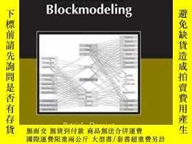 二手書博民逛書店Generalized罕見Blockmodeling (structural Analysis In The So