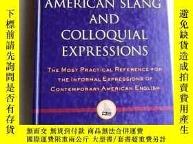 二手書博民逛書店NTC s罕見Dictionary of American Slang and Colloquial Expres