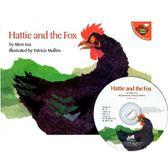 (二手書)Hattie and the Fox (Book + CD)