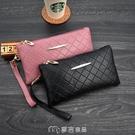 手拿包-新款潮爆手拿包女日韓手包簡約百搭零錢包小包時尚機包 麥吉良品