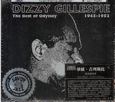 【正版全新CD清倉 4.5折】暈眩‧吉列斯比 ─ 奧德賽精華 Dizzy Gillespie / The Best of Odyssey