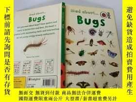 二手書博民逛書店Mad罕見about...:Bugs 為…瘋狂:蟲子Y200392