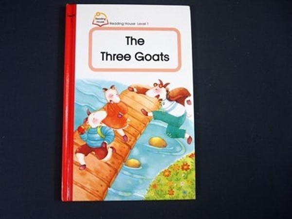 (二手書)R.H. Level 1: The Three Goats