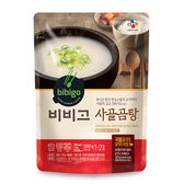 【CJ 】bibigo牛骨湯500g~正宗韓式香濃清爽的口感