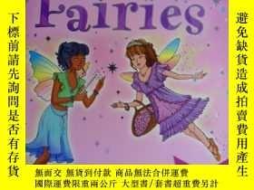 二手書博民逛書店英文原版罕見少兒繪本 Dress-up Dolls: Fanta