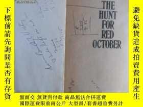 二手書博民逛書店The罕見Hunt For Red OctoberY85718
