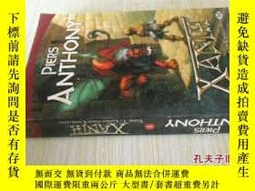 二手書博民逛書店法文原版罕見Xanth, Tome 1 (French Edition) (French)Y7215 Pier