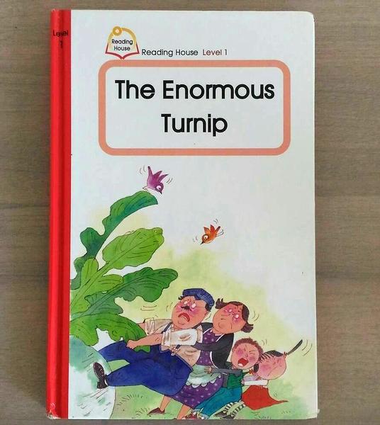 (二手書)The Enormous Turnip