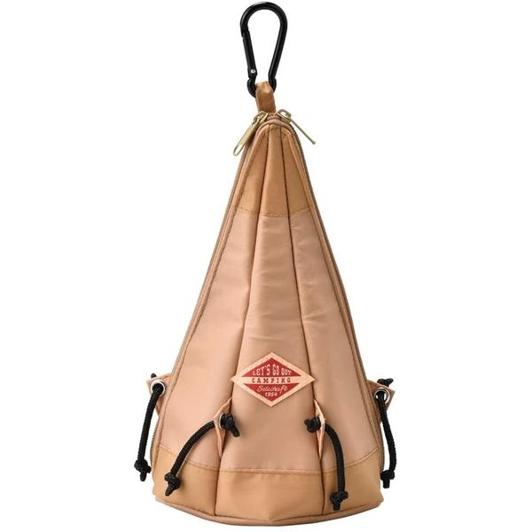 SETO CRAFT 單桿帳篷造型筆袋_OC09660