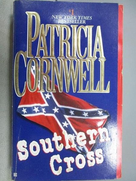 【書寶二手書T8/原文小說_CQK】Southern Cross_Patricia Cornwell