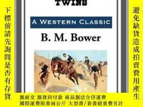 二手書博民逛書店The罕見Unheavenly TwinsY410016 B. M. Bower Start Publishi