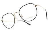 PAUL HUEMAN光學眼鏡 PHF5175A C05-1 (黑-金) 微文青細邊框款 眼鏡框 #金橘眼鏡