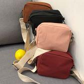 (全館一件免運)DE SHOP~(VG-042)單肩包休閒運動小方包學生手提包包側背包