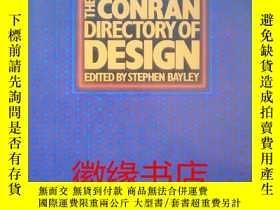 二手書博民逛書店The罕見Conran Directory of Dsign(扉