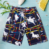 五分泳褲平角休閒海邊旅游度假沖浪溫泉短褲