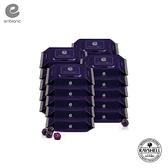 韓國 Enblanc 極柔純水有蓋攜帶裝濕紙巾-野櫻莓萃取物26抽20入|箱購