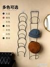6個裝掛帽子神器家用帽架帽子收納架門后帽架子衣帽整理壁掛掛鉤  ATF  全館鉅惠