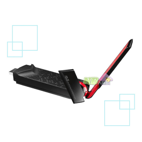 ASUS 華碩 USB-AC68 雙頻 AC1900 USB 無線 網卡