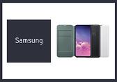 SAMSUNG Galaxy S10e LED 原廠皮革翻頁式皮套 (台灣公司貨)