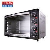 [HERAN 禾聯]30公升 四旋鈕電烤箱 HEO-3001SGH