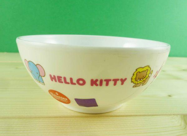 【震撼精品百貨】Hello Kitty 凱蒂貓~塑膠碗~兔子