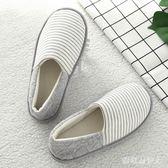 月子鞋 月子鞋軟底包跟厚底防滑防水鞋夏季薄款室內拖鞋cx337【棉花糖伊人】