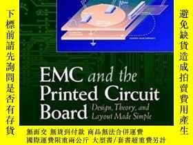 二手書博民逛書店Emc罕見& The Printed Circuit BoardY256260 Mark I. Montros