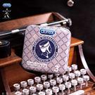 衛生避孕套 Durex杜蕾斯 x Porter 更薄型保險套 鐵盒限定版 3入 灰藍格紋(缺花色會換色)