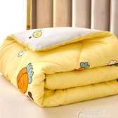 空調被子四季通用冬被春秋夏涼被芯夏季薄款宿舍單人學生兒童棉被 快速出貨