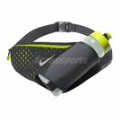 Nike 水壺腰包 Running Large Bottle Belt 灰 黃 男女款 運動 附水壺 【PUMP306】 NRL9005-7OS
