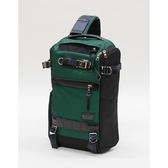 MSPC(master-piece) HUNTER No.01237v2-GREEN[經典科技素材機能斜後背包-綠色]
