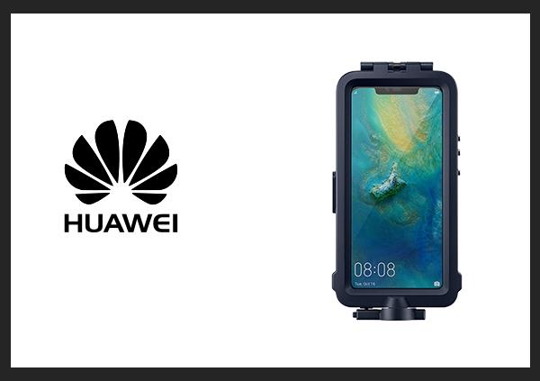 HUAWEI華為 原廠 Mate20 Pro 潛水保護殼 (台灣公司貨-盒裝)