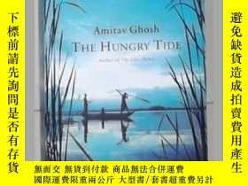 二手書博民逛書店英文原版罕見The Hungry Tide by Ghosh A