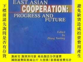 二手書博民逛書店East罕見Asian Cooperation : Progre
