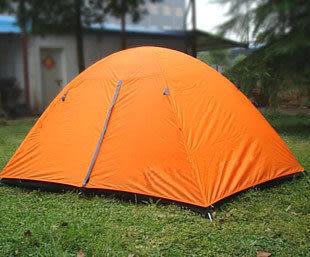 2人雙層帳篷