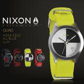 【限時下殺價】NIXON A344-1262 THE QUAD 美式休閒  NIXON 熱賣中!