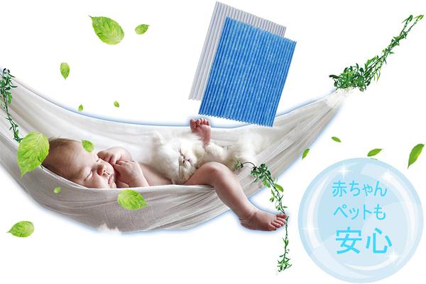 大金DAIKIN (外銷日本) 5片 濾網 濾紙 空氣清淨機 KAC998A4 #MC80JSC #MC80LSC #MC75LSC