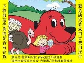 二手書博民逛書店The罕見Biggest Easter Egg (Clifford the Big Red Dog) (Big R
