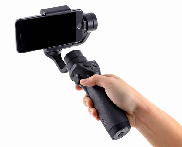 呈現攝影-DJI Osmo Mobile 手機三軸穩定器 手持雲台 縮時 防震 直播 錄影 自動跟隨 微電影 自拍