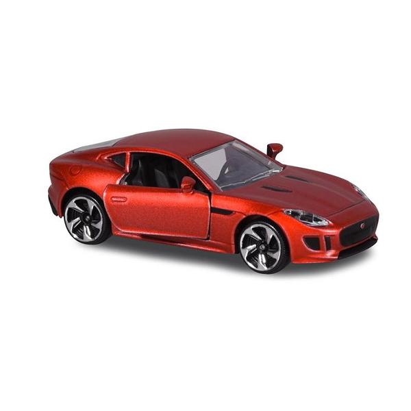 特價 Majorette 美捷輪 霧金屬色 Jaguar F-Type TOYeGO 玩具e哥