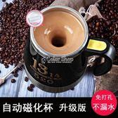 創意禮品不銹鋼自動攪拌杯磁化杯懶人咖啡杯抖音同款  color shop