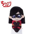 巴小倩【日本正版】超人特攻隊 排排坐玩偶 Chokkorisan 玩偶 拍照玩偶 皮克斯 迪士尼 Disney - 239250